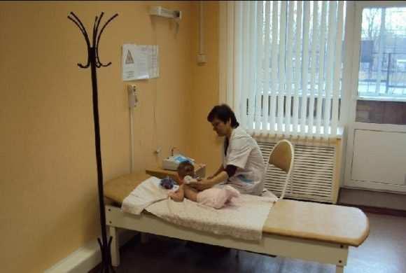 Электрофорез с магнезией на воротниковую зону ребенку