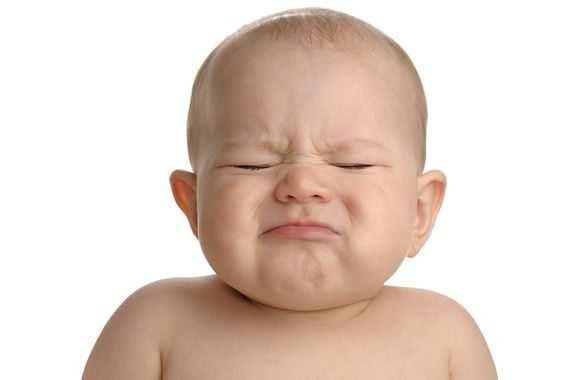 Почему грудной ребнок плачет во сне