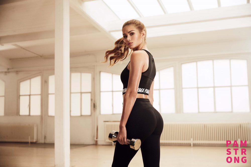 PAMSTRONG Instagram Fitness Sport Workout Diät