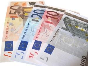 Eurobanknoten, Bild: reynermedia, Creative Commons Lizenz CC BY 2.0