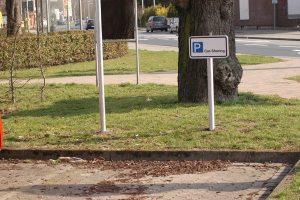 Der Car Sharing-Stellplatz in Watenbüttel wartet nun auf Gäste