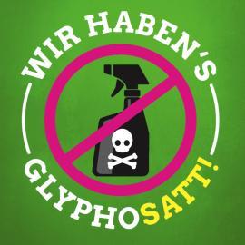 Bild: Bündnis 90/Die Grünen Bundesvorstand; Gegen Glyphosat