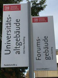 TU-Campus, Bild: Bündnis 90/Die Grünen Braunschweig