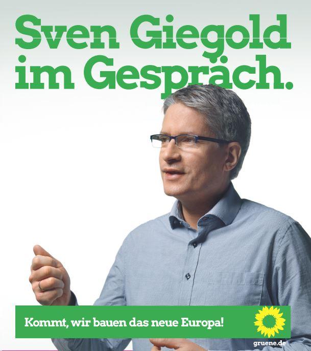 Triff Sven Giegold am 24.05. 11:30 Uhr in Braunschweig!