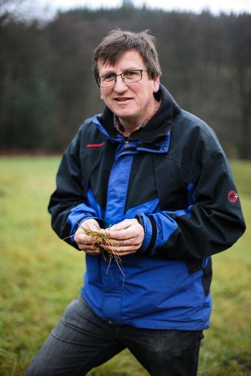 Gerd Eppe vom Naturschutzzentrum Märkischer Kreis