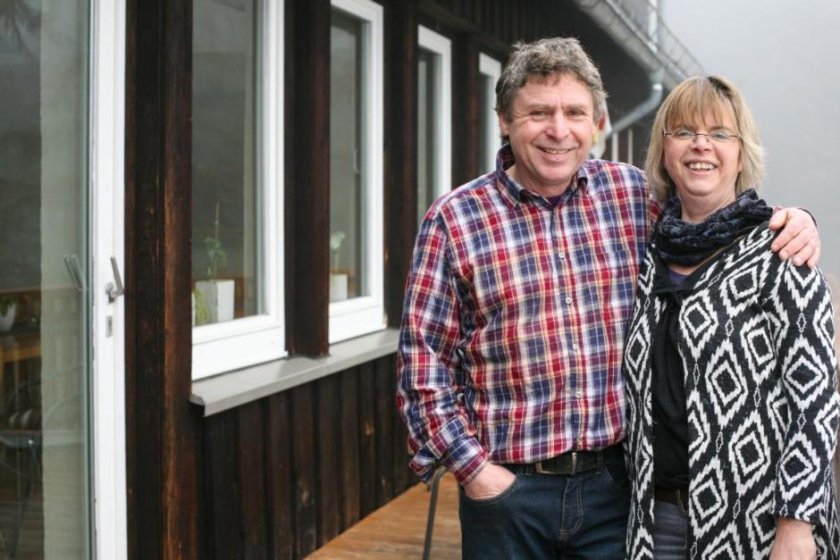 Detlef und Christine Zisick