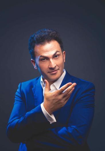 Kabarettist Fatih Çevikkollu © Foto: Tolga Talas