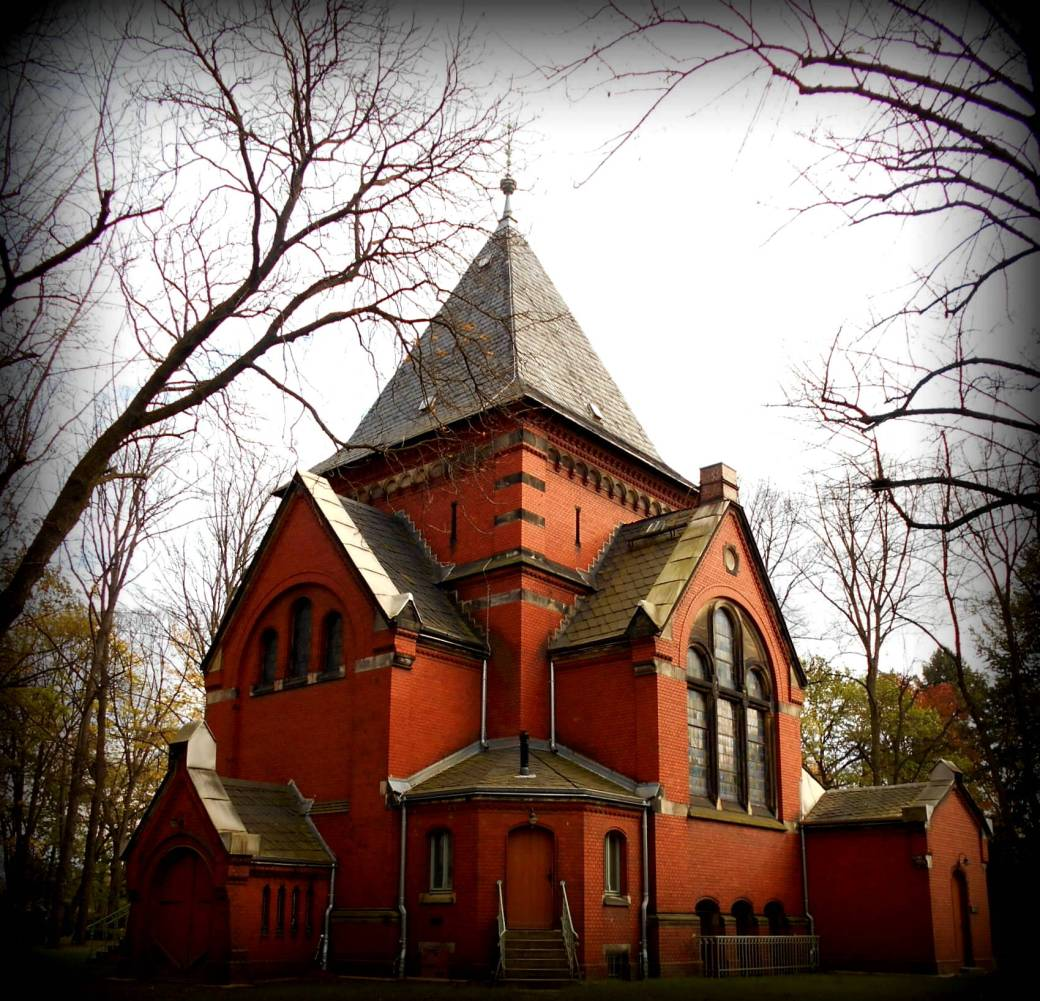 Kirche in Weissensee