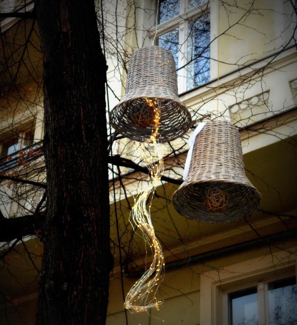 Glocken im Baum
