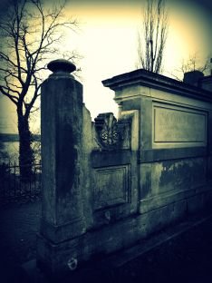 Alte Ziermauer Wannsee