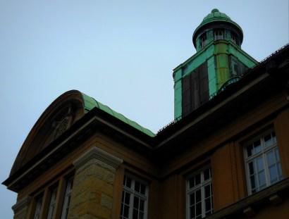 Historisches Gebäude Nicolassee - Turm