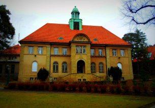 Historisches Gebäude Nicolassee