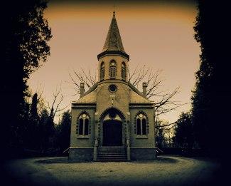 Kirche im Winter