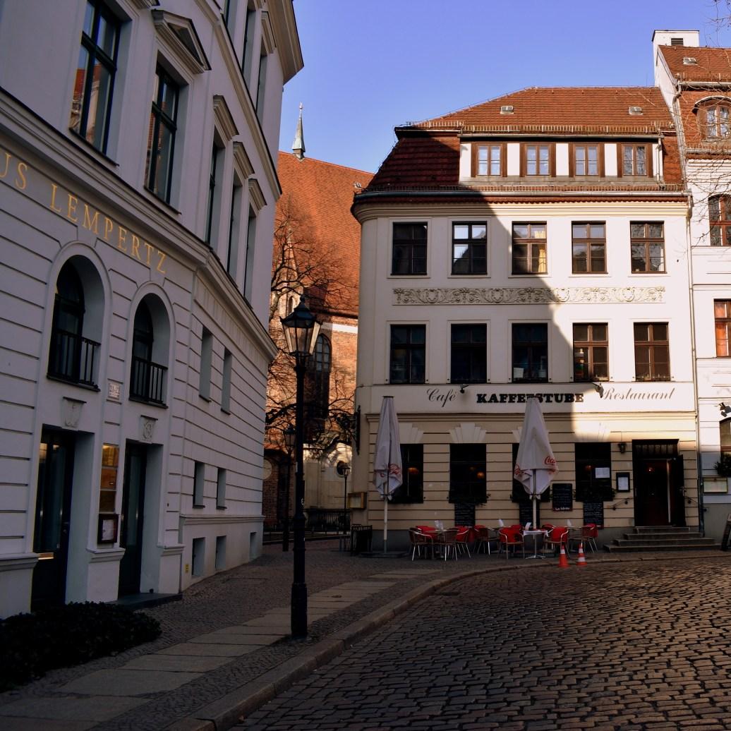 Altstadt Nikolei