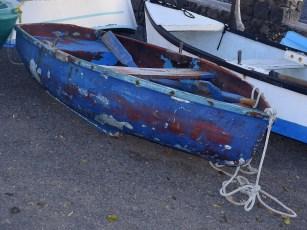 Altes Boot EL Remo