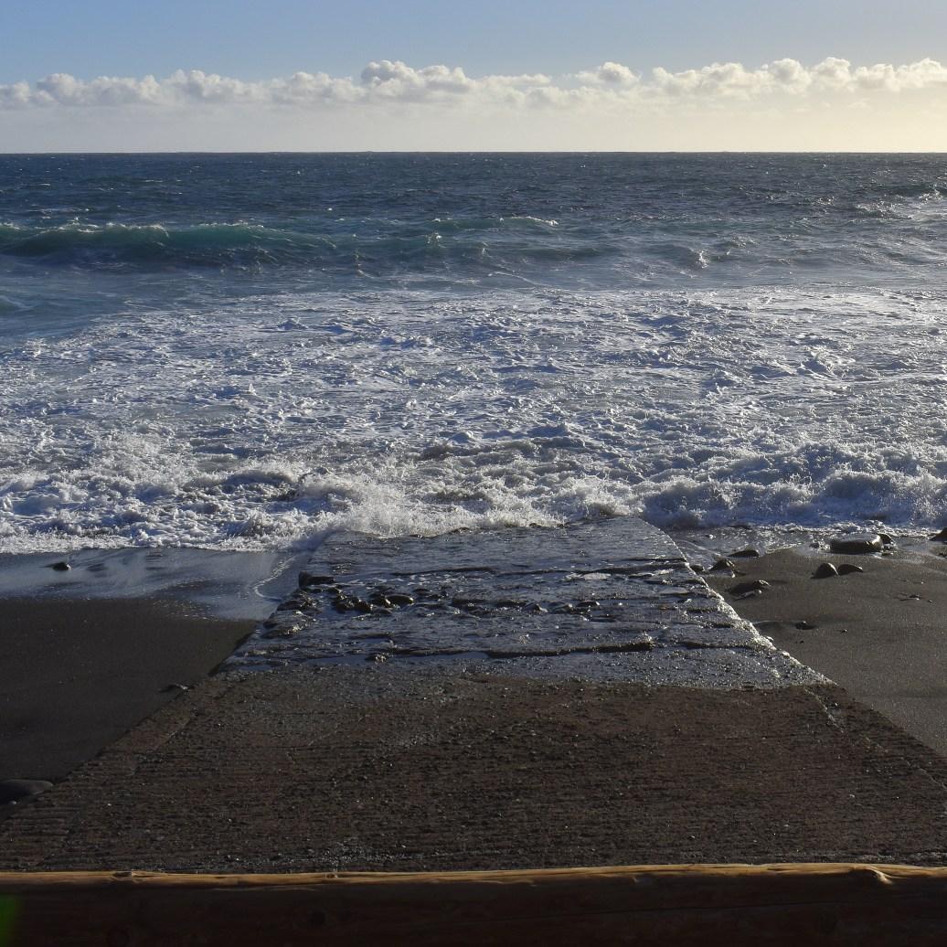 Das Meer bei EL Remo