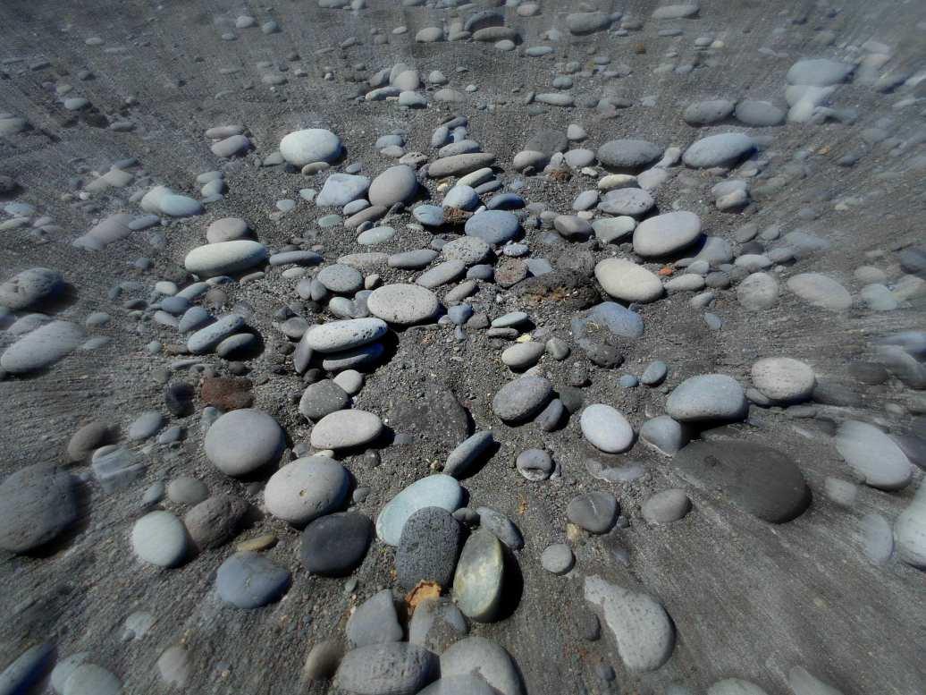 Steine im Zoom - Kopie