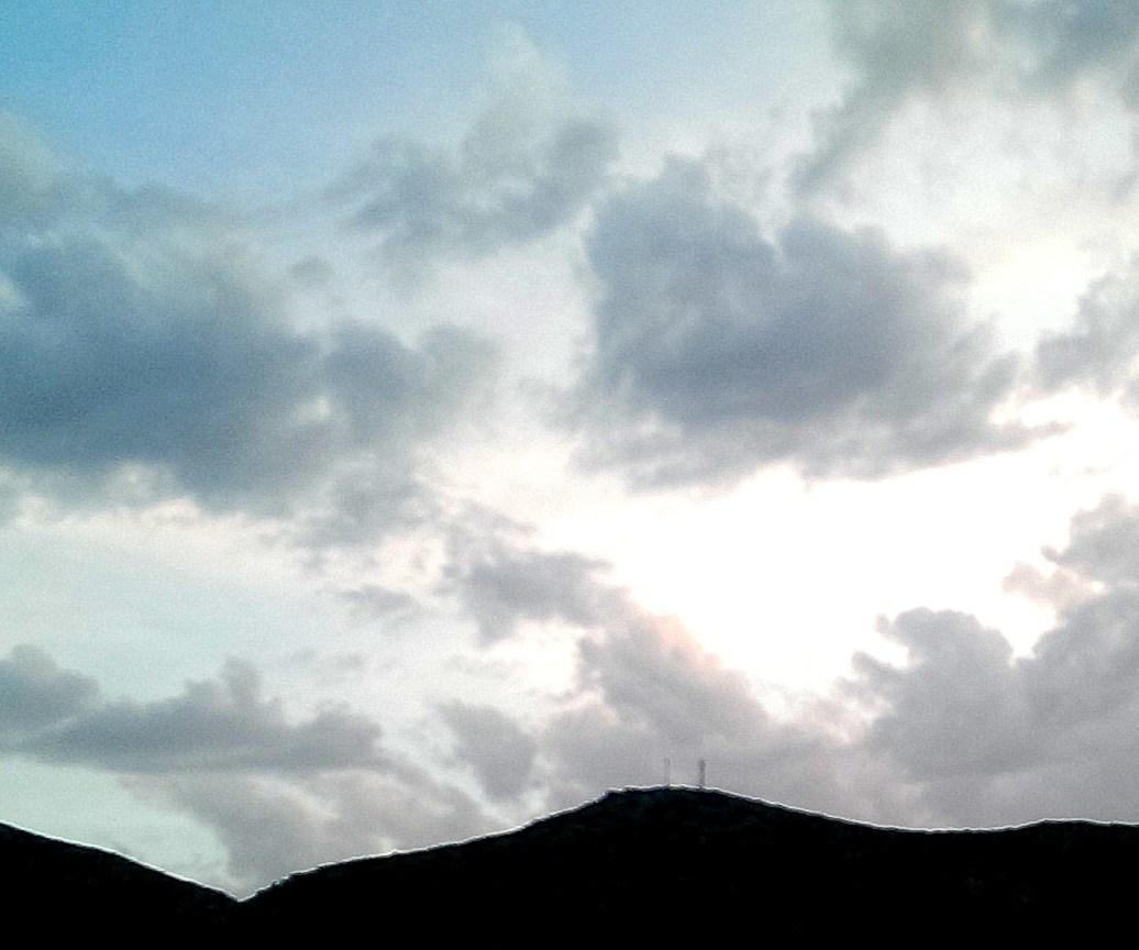 Himmel über Kreta