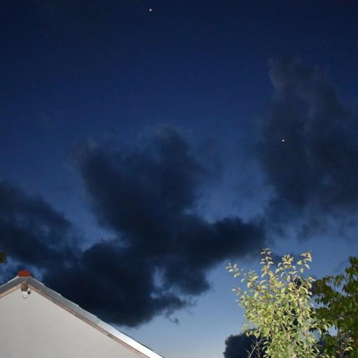 Abendwolken - Kopie