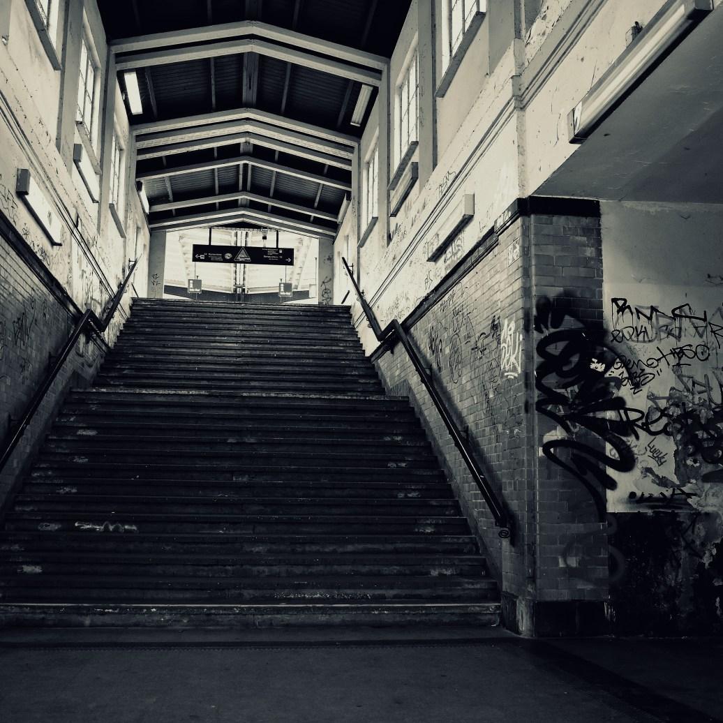Es war einmal ein schöner Bahnhof sw