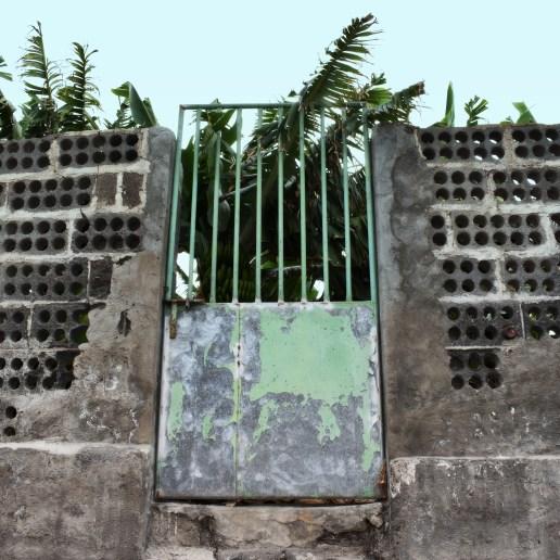 Eingang zu einer Plantage La Bombilla