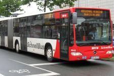 Grüne fordern: Busse bei Großveranstaltungen passgenauer umleiten