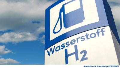 Wasserstoff, H2, AdobeStock_328130907