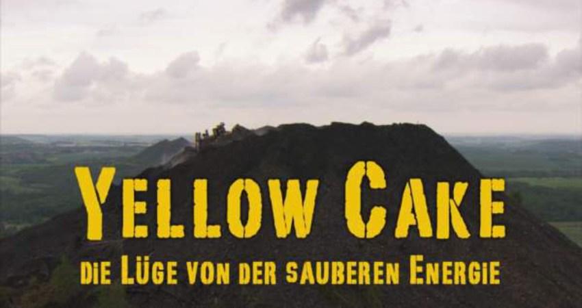 Filmplakat zu Yellow Cake