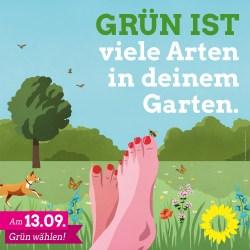 Plakatmotiv Artenschutz