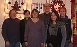 Ortsverbandsvorstand der Grünen Lemgo 2010