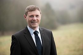 Bürgermeisterkandidat Torsten Buncher