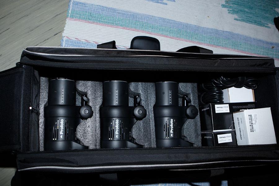 Profoto D1 Triple Kit Air