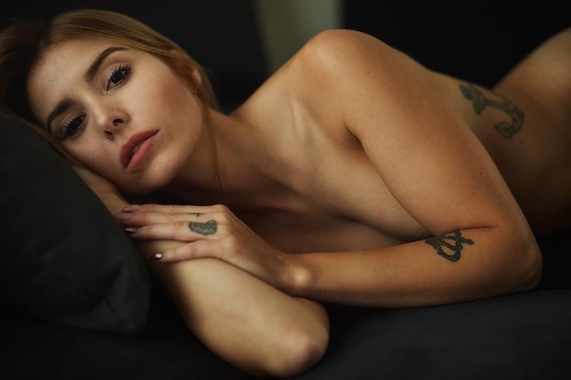 Sensual Nude am Vormittag