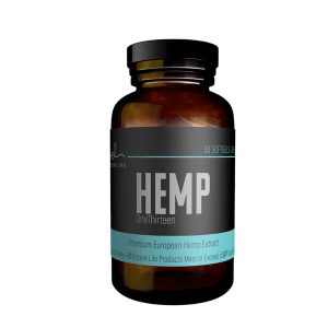 HEMP ONETHIRTEEN 25MG SOFTGELS
