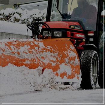 Schneeräumung & Streudienst