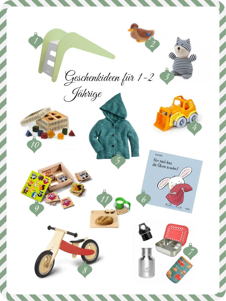 Sprössling\'s Wunschzettel - 11 Geschenkideen für 1 bis 2 Jährige ...