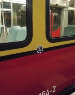 S-Bahn fahrn' Berlin Kreuzberg GdmG