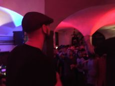 Heinz Null. Company Slow. Frankenburger. Live Hip Hop. Bratwurst Rap. Coburg.
