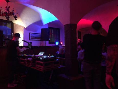 Stageview 3. Company Slow. Frankenburger. Live Hip Hop. Bratwurst Rap. Coburg.