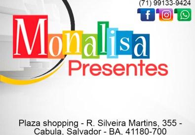 Monalisa Presentes e...