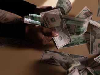 rich shopping business money