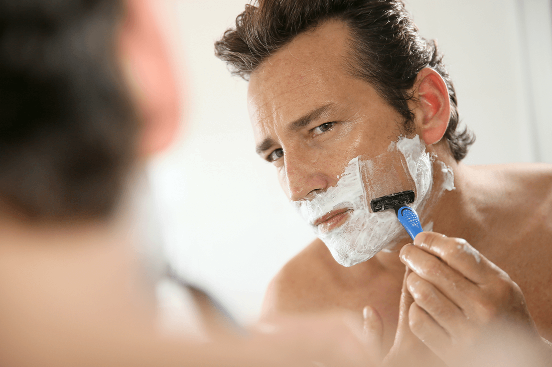 All of a (Shaving) Lather
