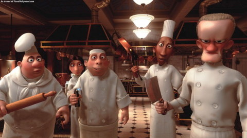 Ratatouille: The Ride (5/6)