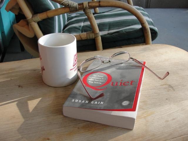 Haiku Monday - Quiet