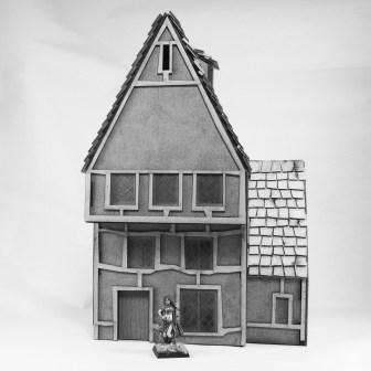 Fantasy Town House