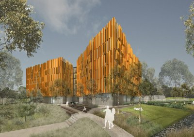 Monash Peninsula Student Accommodation