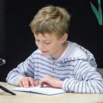 Lesekönig Klasse 3: Arne