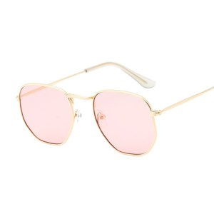 Lunettes Tumblr rose or