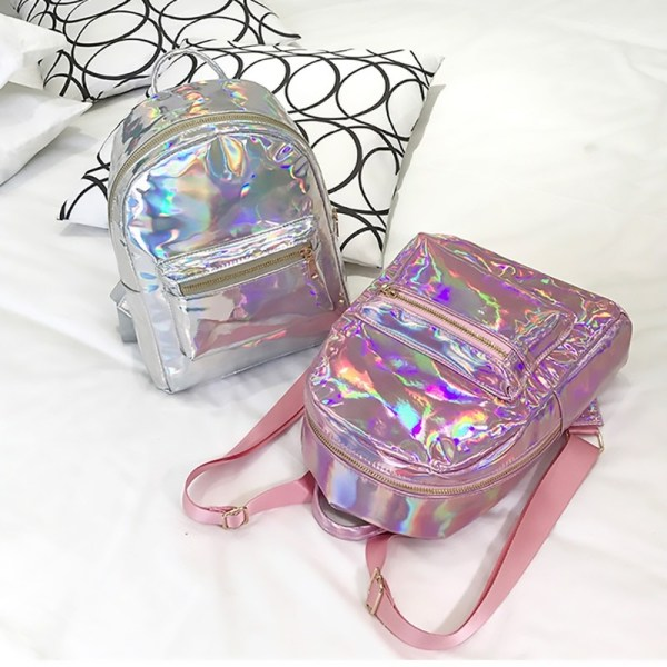 Sac aesthetic texture holographic