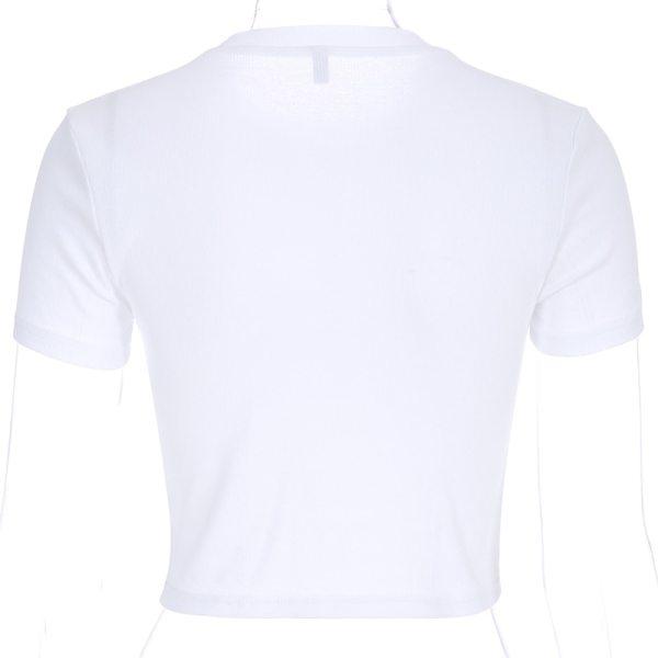 T-shirt baddies Basicly vue de dos